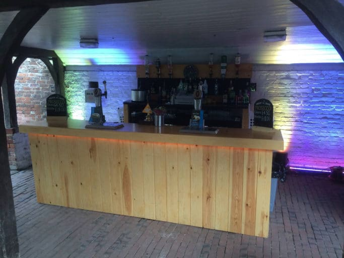 Rent A Bar wedding bar hire photo 01